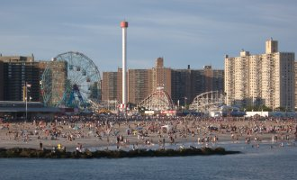 New York- Coney Island