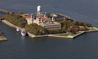 New York- Ellis Island