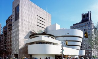 New York- Guggenheim Museum