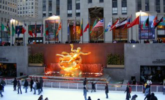 New York- Rockefeller Center