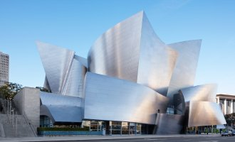 Los Angeles- Walt Disney Concert Hall