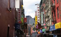 New York - Chinatown